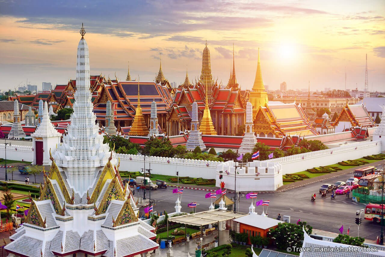Everything you want to know about the Grand Palace, Bangkok