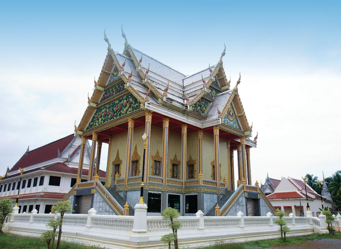 Virtual tour of places in the Eastern province of Thailand