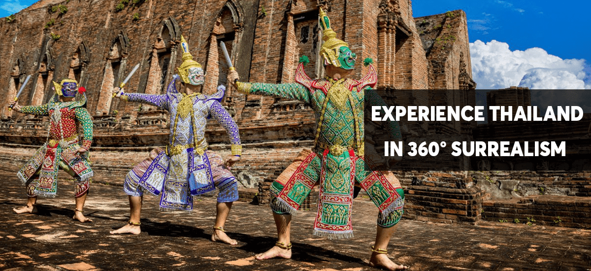 Virtual Tours To 10 Places In 9 Thai Provinces